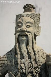 ยักษ์จีนที่ติดมากับเรื่อสำเภาครั้งเมื่อต้นรัตนโกสินทร์